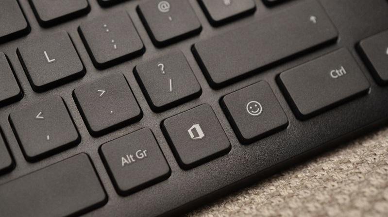 Microsoft adds dedicated emoji and Office keys to new keyboard range 4