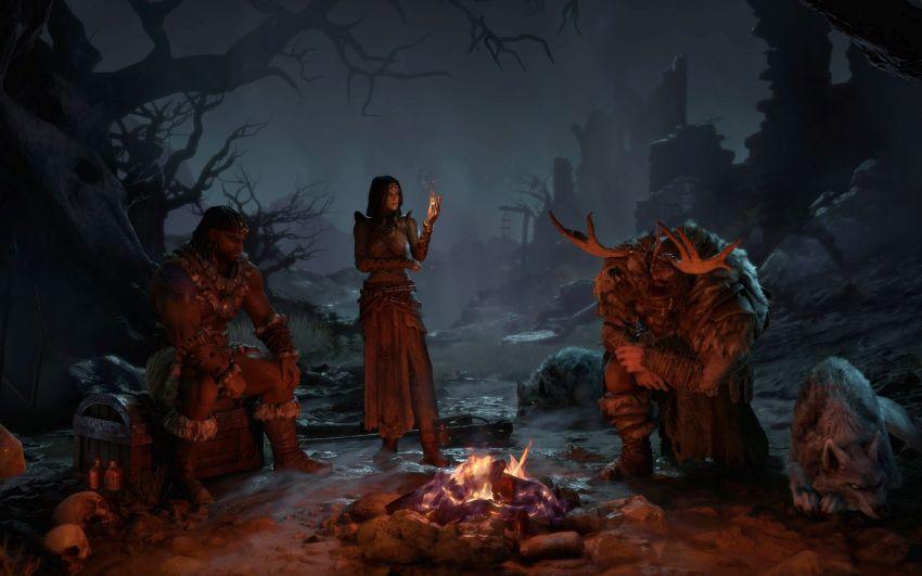 Feast your eyes on 19 new horror-infused screenshots of Diablo 4 32