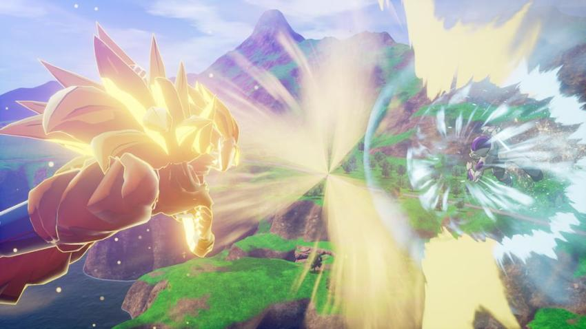 Dragon Ball Z: Kakarot will allow you to revive powerful enemies using the Dragon Balls and darn it Goku you idiot don't do that 14