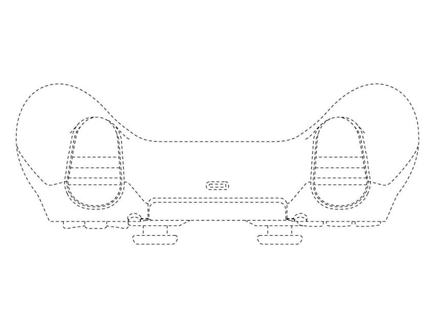 The PlayStation 5 controller will finally ditch the lightbar according to new patents 15