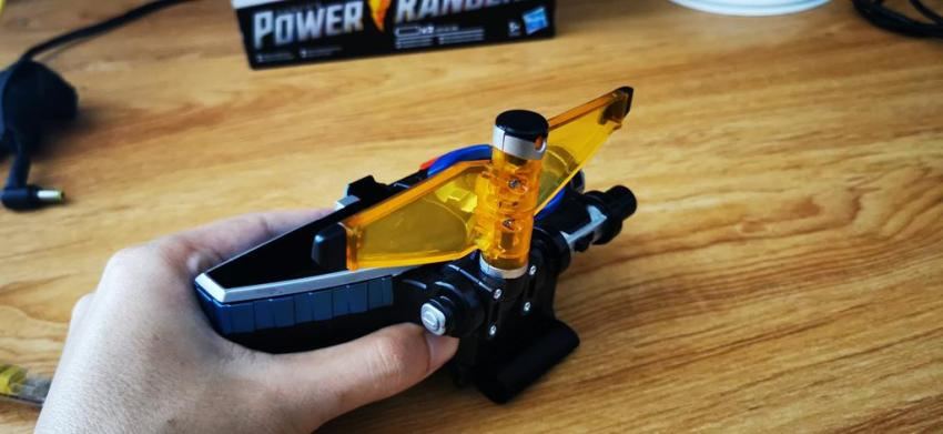 Power Rangers Beast X-Morpher Review – Unleash the beast 11