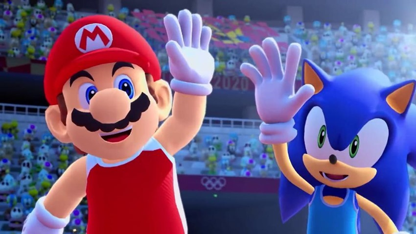 Mario Sonic Olympic Games (1)