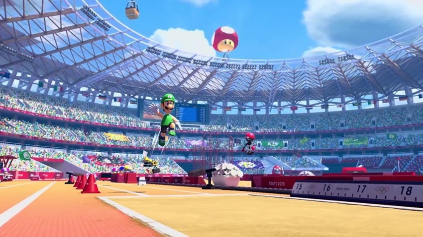 Mario Sonic Olympic Games (3)
