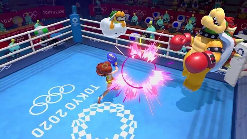 Mario Sonic Olympic Games (6)