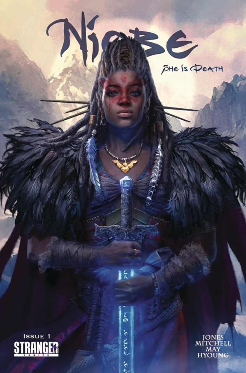 Niobe She is Death #1