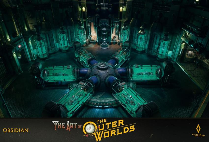 The art of The Outer Worlds 168
