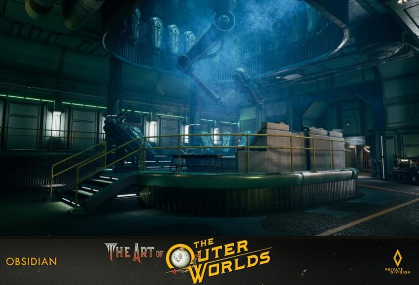 The art of The Outer Worlds 169