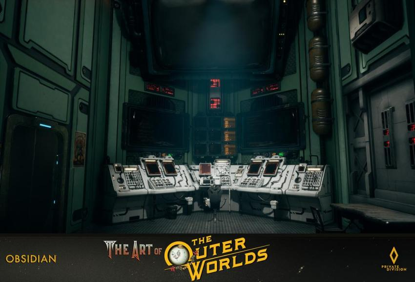 The art of The Outer Worlds 165