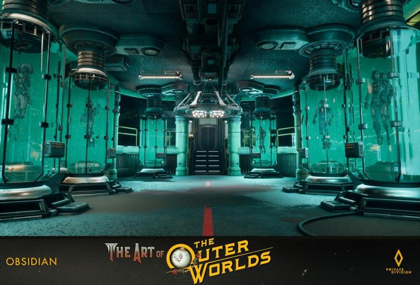 The art of The Outer Worlds 166