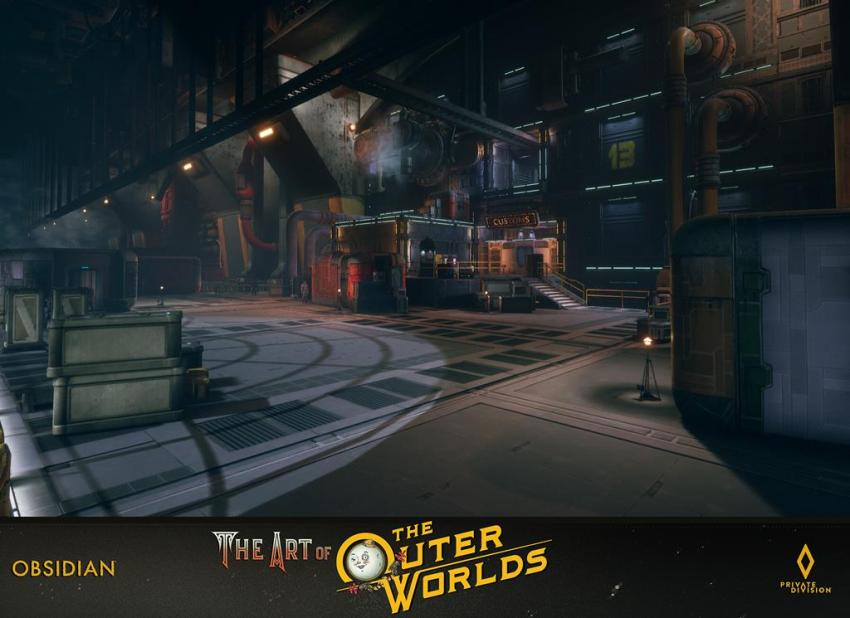 The art of The Outer Worlds 103