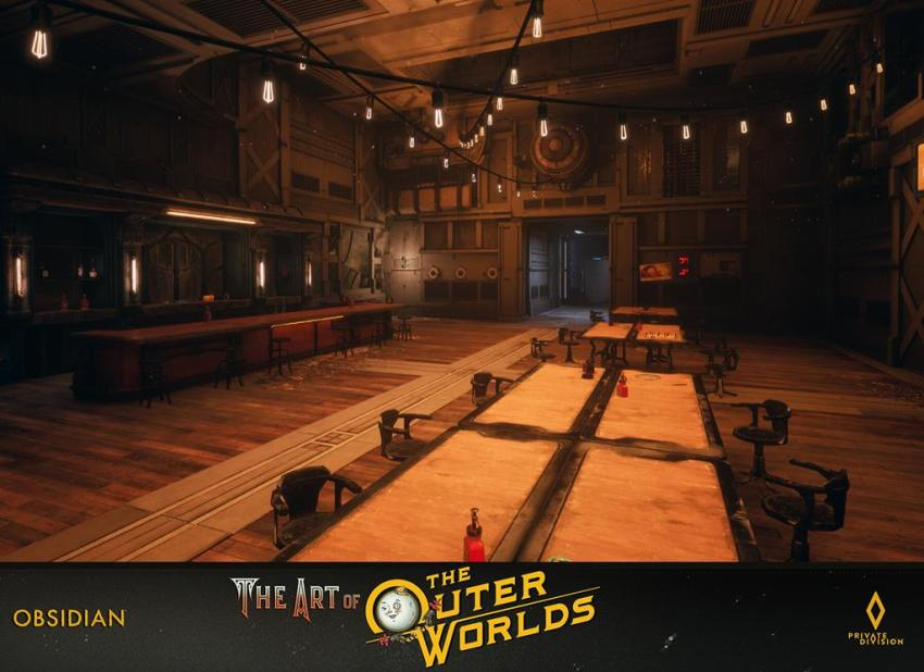 The art of The Outer Worlds 105