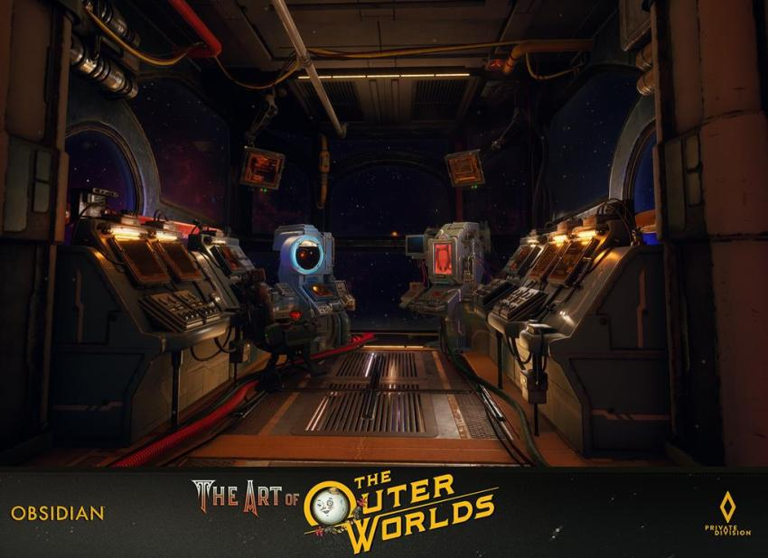 The art of The Outer Worlds 106