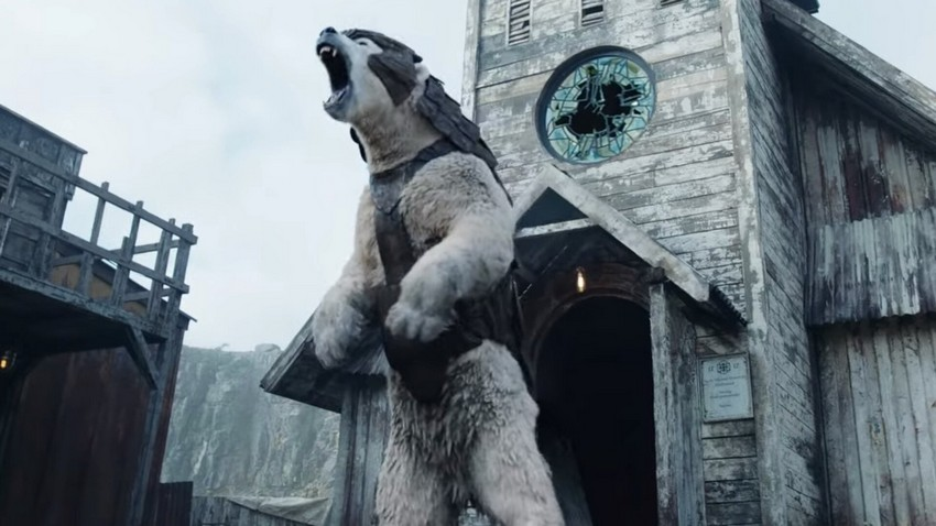 His Dark Materials preview - Could be golden 9
