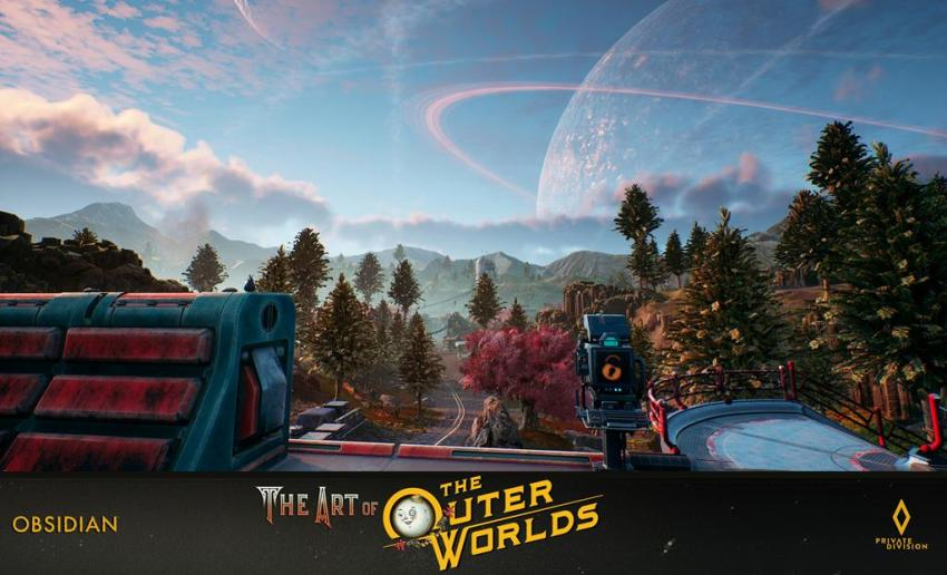 The art of The Outer Worlds 123