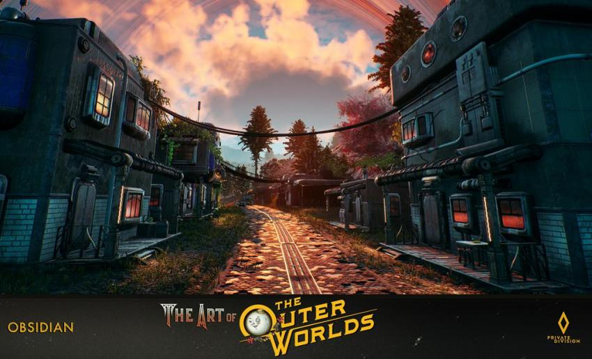 The art of The Outer Worlds 125