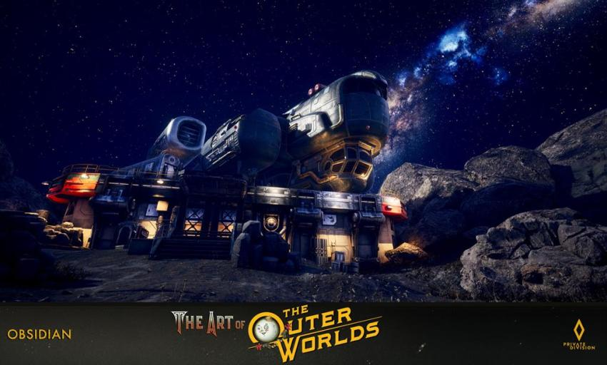 The art of The Outer Worlds 113