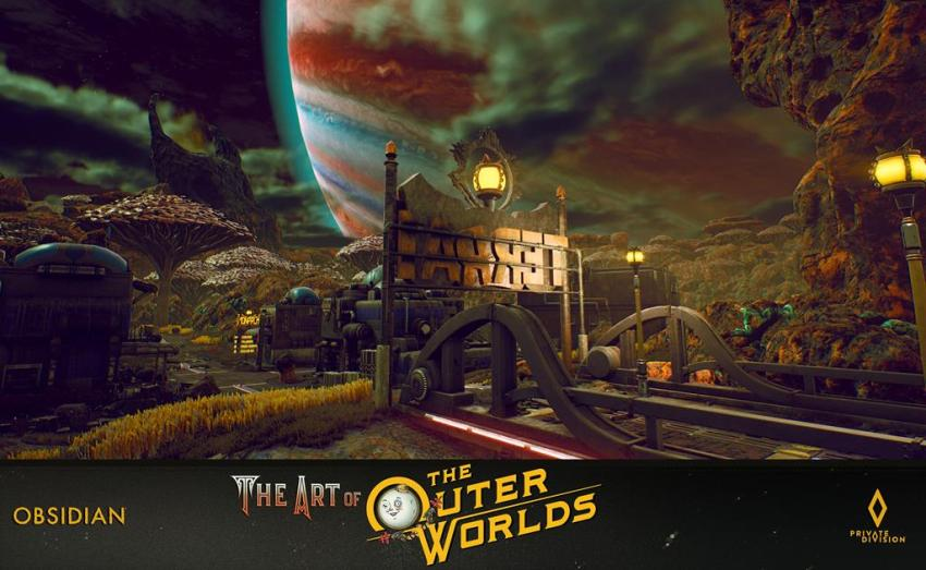 The art of The Outer Worlds 95
