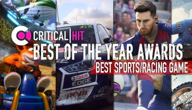 The Critical Hit Best of the Year Awards 2019 - Best sports/racing game 10