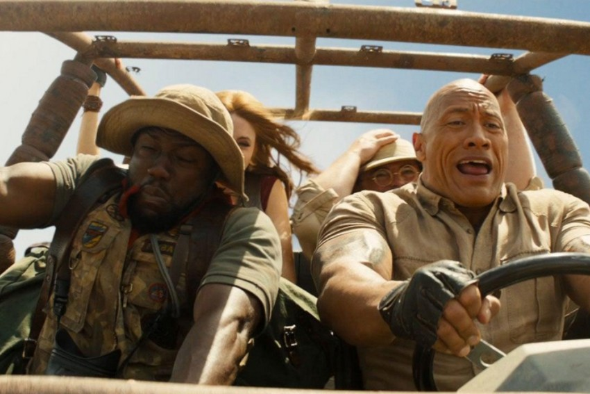 Jumanji: The Next Level review - Pretty much still the same level...but with funny voices 8