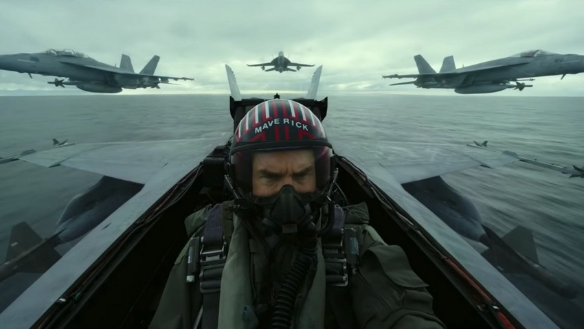 Feel the intensity of Top Gun: Maverick's use of authentic fighter jets in this new behind the scenes video 2