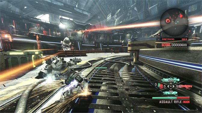 Vanquish, one of the greatest action games of all time, is getting a proper console remaster at long bloody last 11