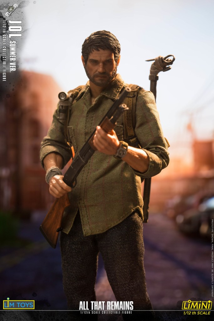 These Jol and Elly 1/12 scale All That Remains figures are just too adorable for the post apocalypse 28