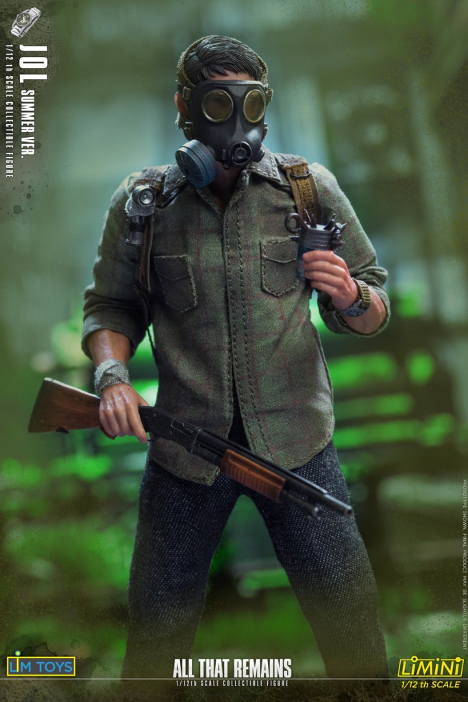 These Jol and Elly 1/12 scale All That Remains figures are just too adorable for the post apocalypse 31