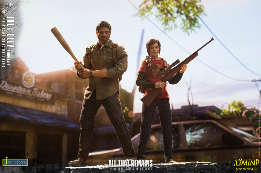 These Jol and Elly 1/12 scale All That Remains figures are just too adorable for the post apocalypse 21