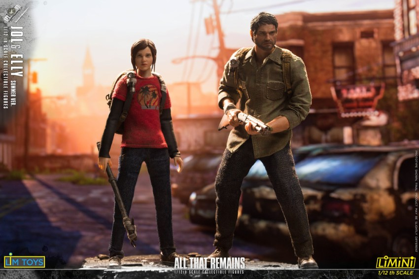 These Jol and Elly 1/12 scale All That Remains figures are just too adorable for the post apocalypse 25