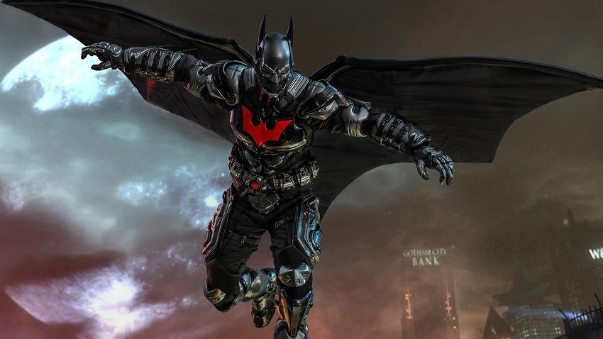 Batman Beyond (14) 1