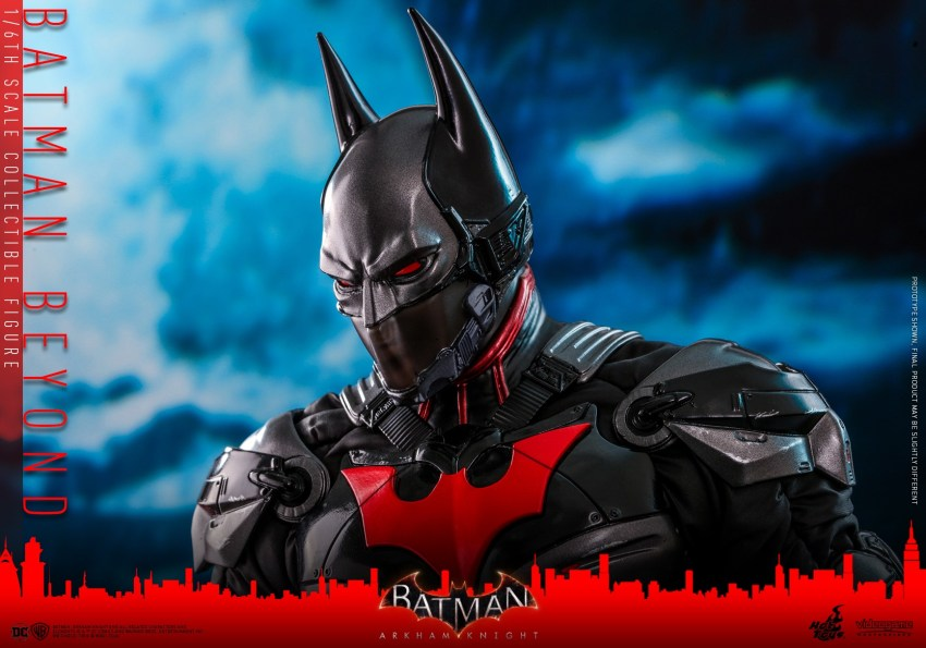 Hot Toys Batman Beyond is ready to be Gotham's Tomorrow Knight 32
