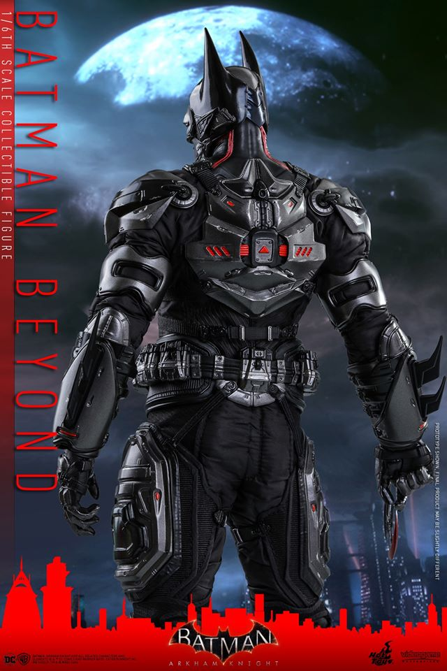 Hot Toys Batman Beyond is ready to be Gotham's Tomorrow Knight 23