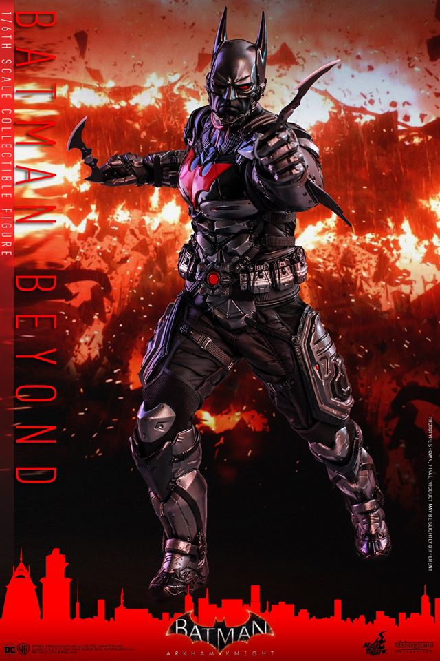 Hot Toys Batman Beyond is ready to be Gotham's Tomorrow Knight 25