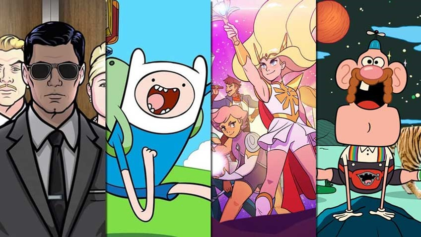 The 10 Best Cartoons Of The 2010s Critical Hit