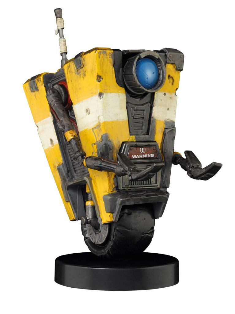 Cable Guy Borderlands 3 Claptrap Review – If it fits, it sits 8