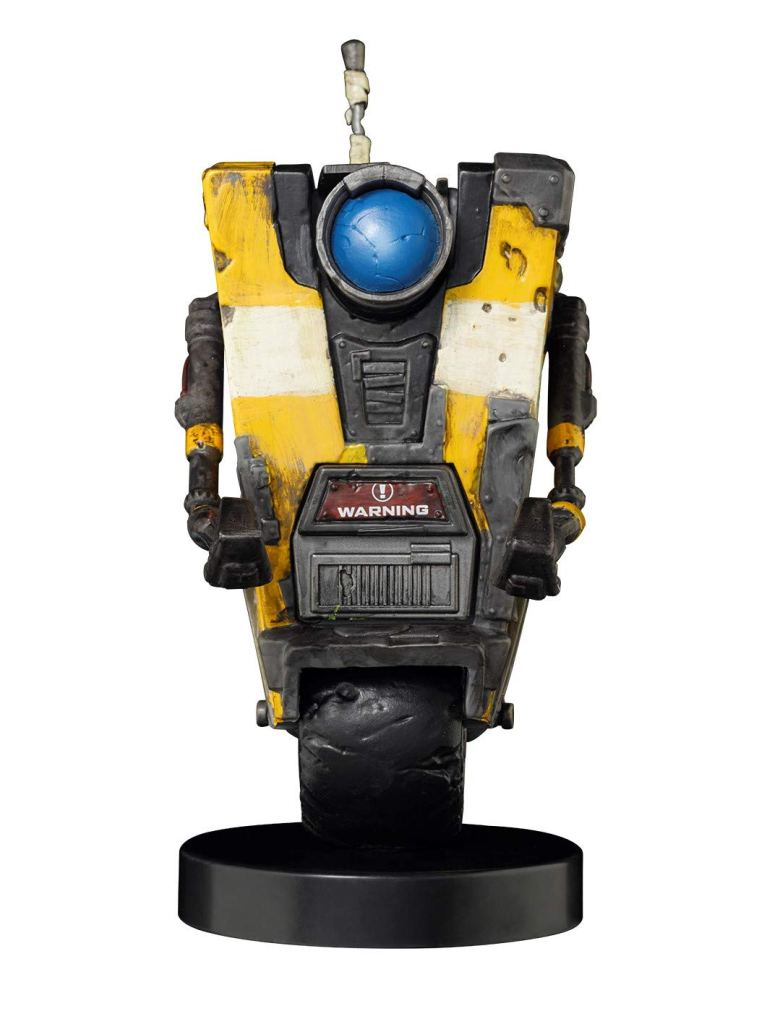Cable Guy Borderlands 3 Claptrap Review – If it fits, it sits 9