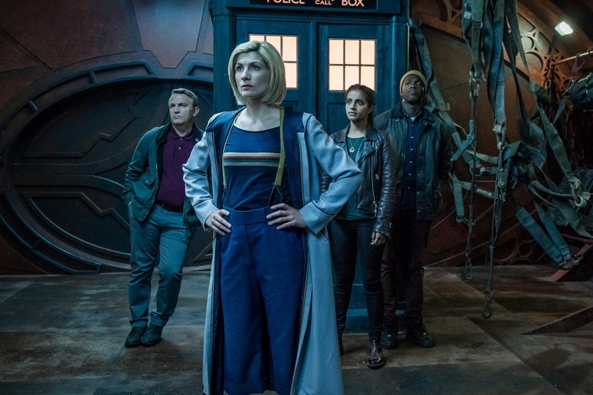 Jodie Whittaker may have quit Doctor Who 5