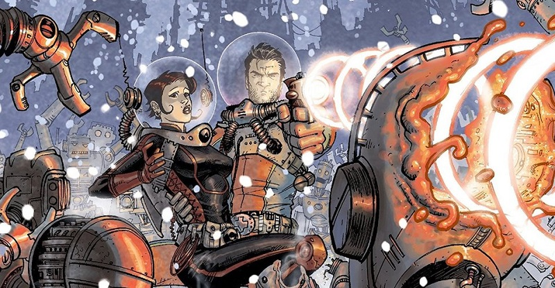 Amazon teaming with Seth Rogen and David F. Sandberg to adapt Fear Agent into a new series 3