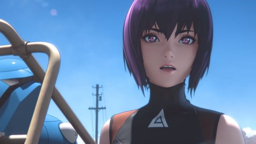 Humanity faces a new threat in Netflix's Ghost in the Shell: SAC_2045 2