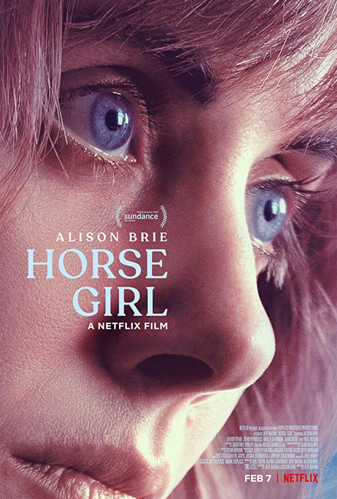 Alison Brie loses her grip on reality in Netflix's psychological drama Horse Girl 4