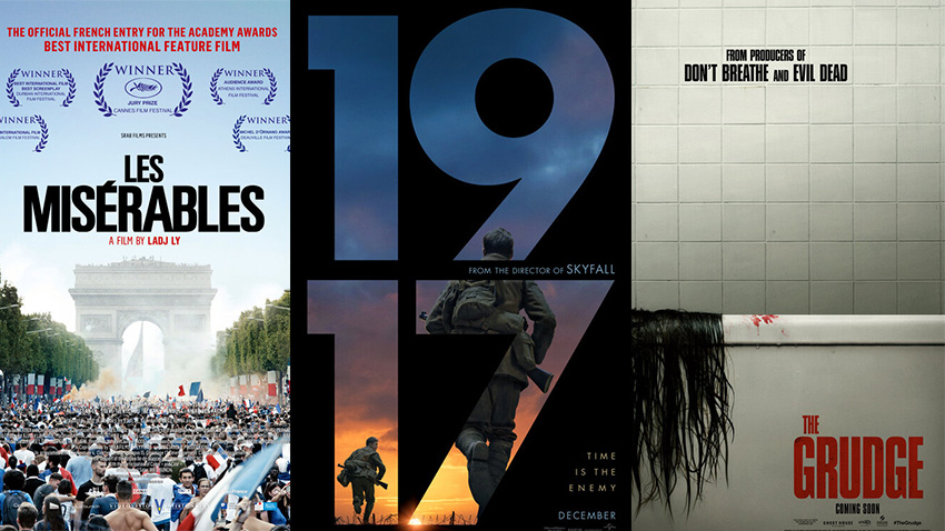 Movies out Today: 17 January 2020 2