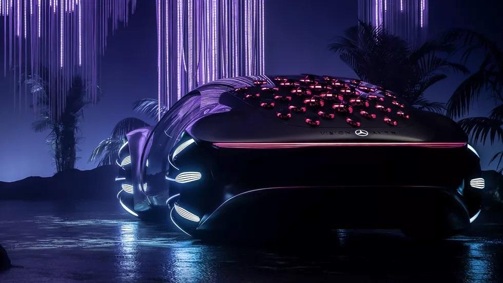 James Cameron unveils stunning Avatar 2 concept art... and concept car? 25