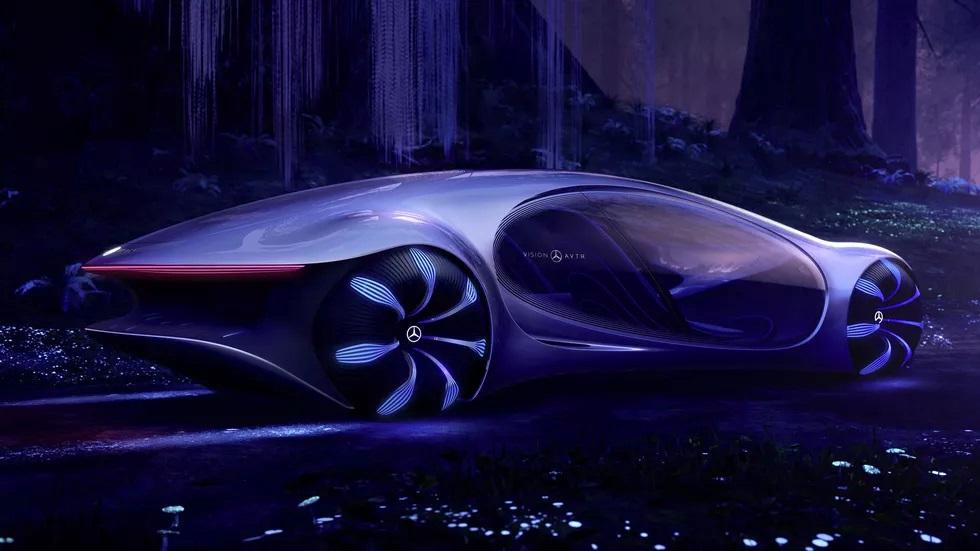 James Cameron unveils stunning Avatar 2 concept art... and concept car? 24