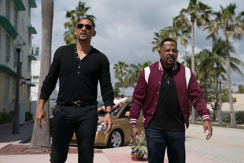 Weekend box office - Bad Boys and Gentlemen shine 4