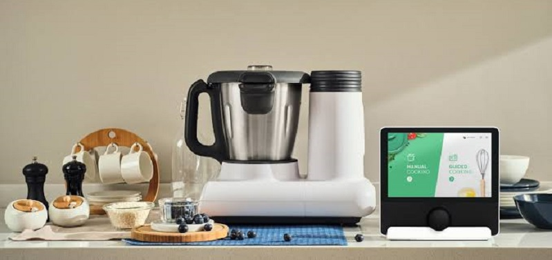 Meet Julia, the only kitchen appliance you will ever need 6