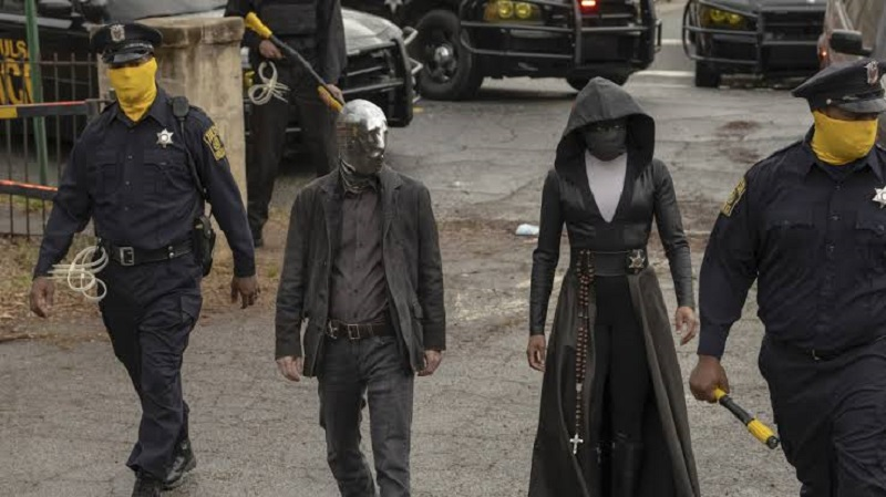 Don't expect a second season of HBO's Watchmen series 3