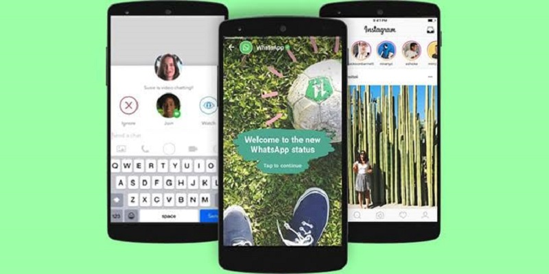 Facebook's backing off on plans to put ads into WhatsApp 4