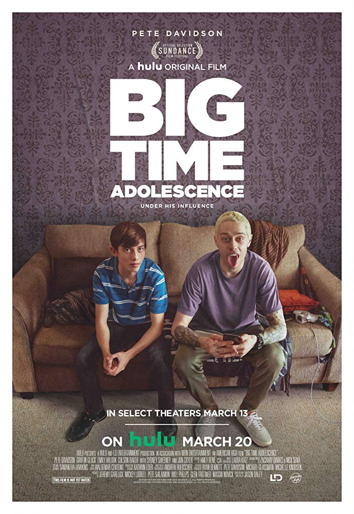 Learn the other side of growing up in Hulu's R-rated comedy Big Time Adolescence 4