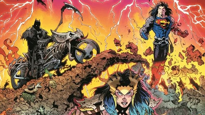 DC's new Infinite Frontier omniverse, explained 6