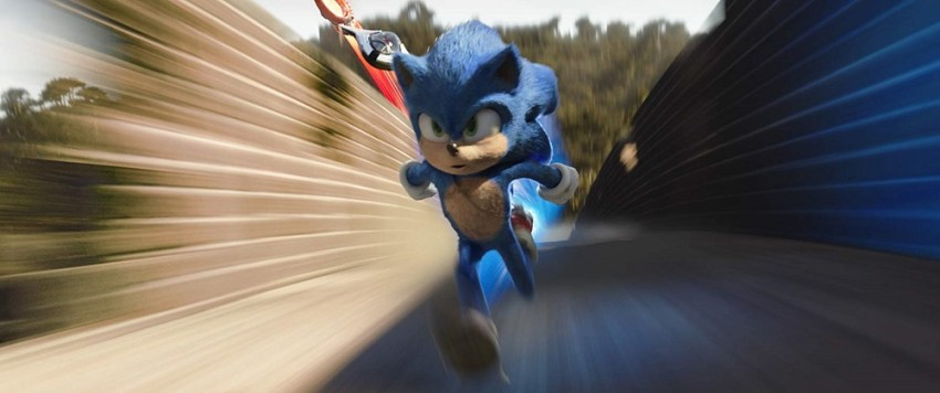 Sonic the Hedgehog review - Put a ring on the 90s 10